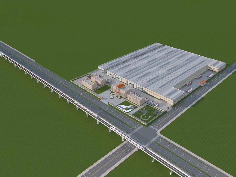 乐平工业区原房东厂房,滴水9米,证件齐全可办环评,带市政排污