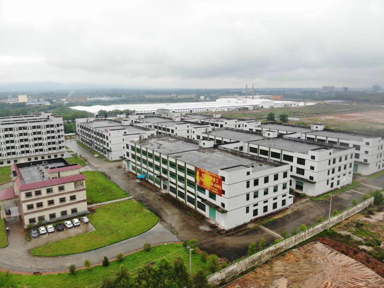 惠州博罗杨村红本厂房带装修出租 厂房共3⃣层,