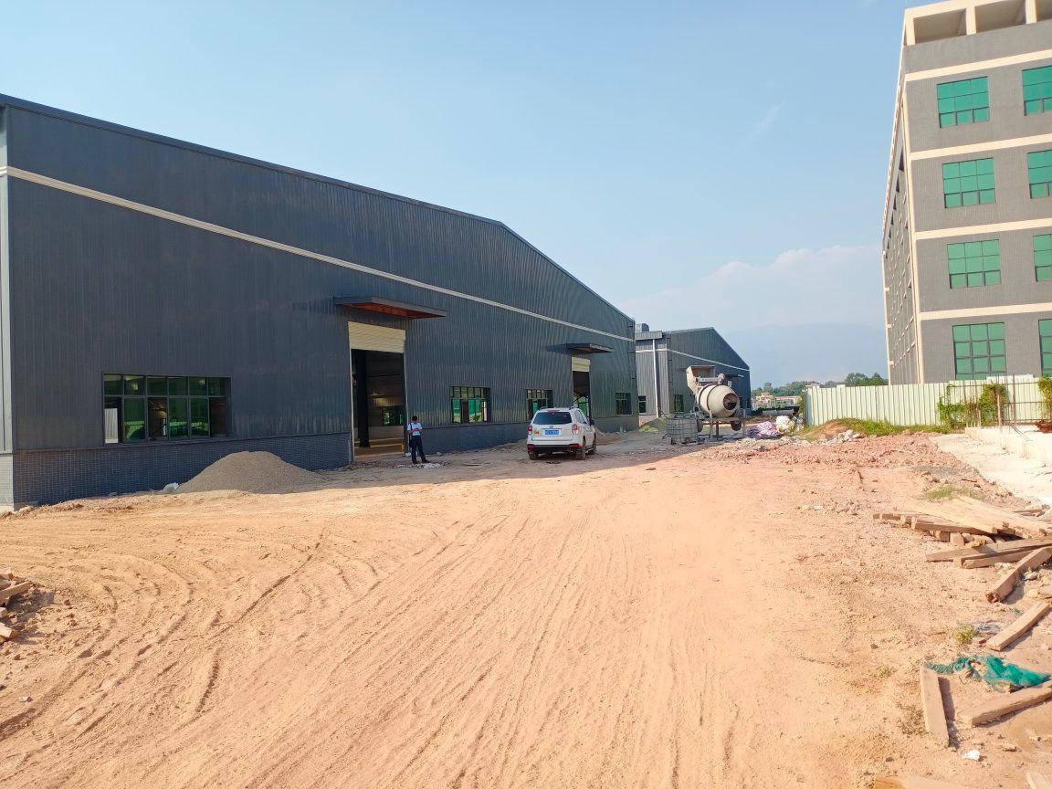 博罗县原房东在建单一层钢构周边无居民喷油行业的首选之地