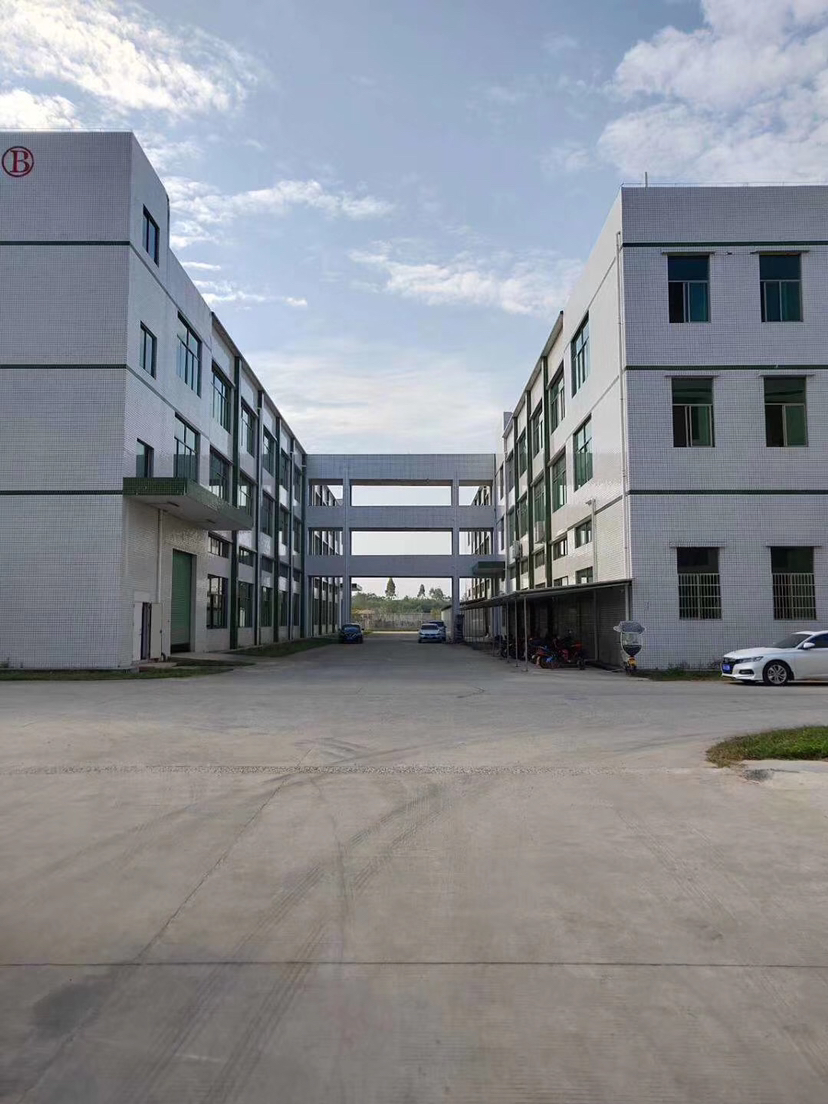 惠州博罗杨村红本独栋标准厂房11000平方,带精装修一楼7米