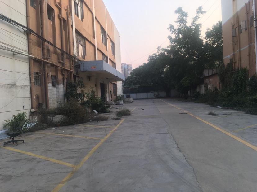 沙井新桥98工业区附近独院厂房出租