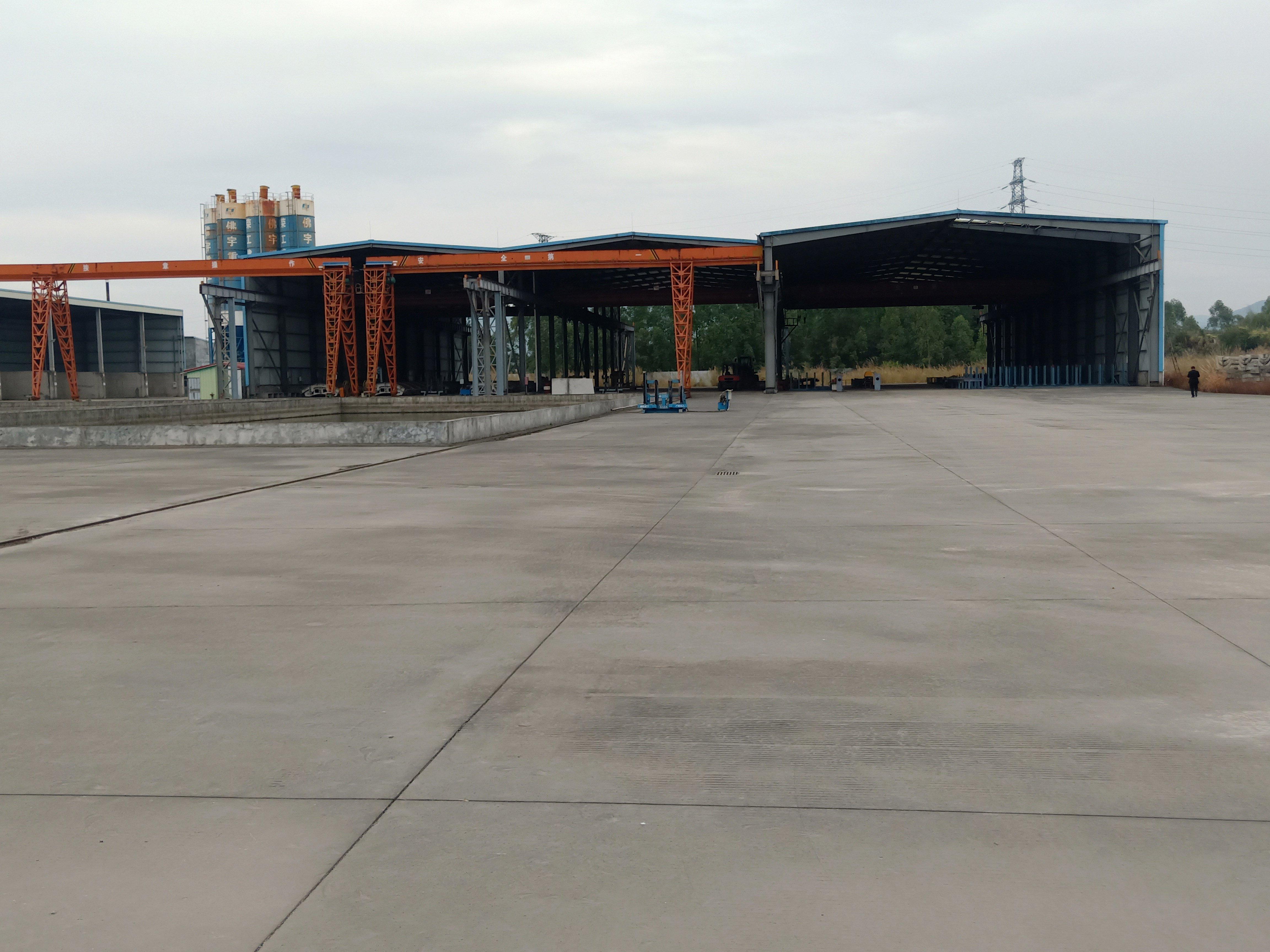 东莞石排镇重工业厂房出售,占地100亩,建筑面积34000平