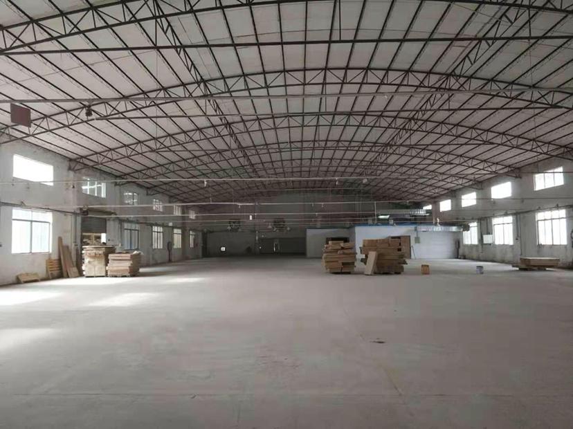 惠阳新出独院4200平钢构厂房出租