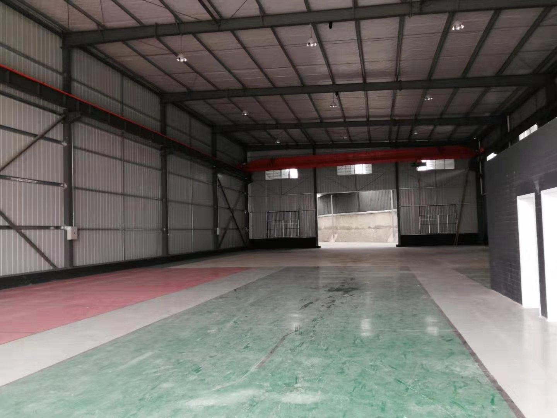 清白江独栋厂房,带航车5吨