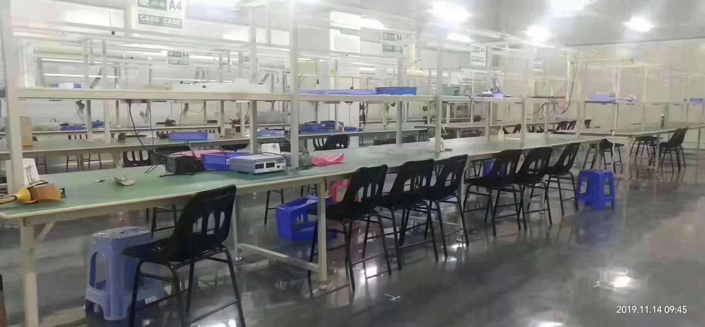 寮步镇凫山工业园分租二楼800平方精装修办公室厂房可办环评