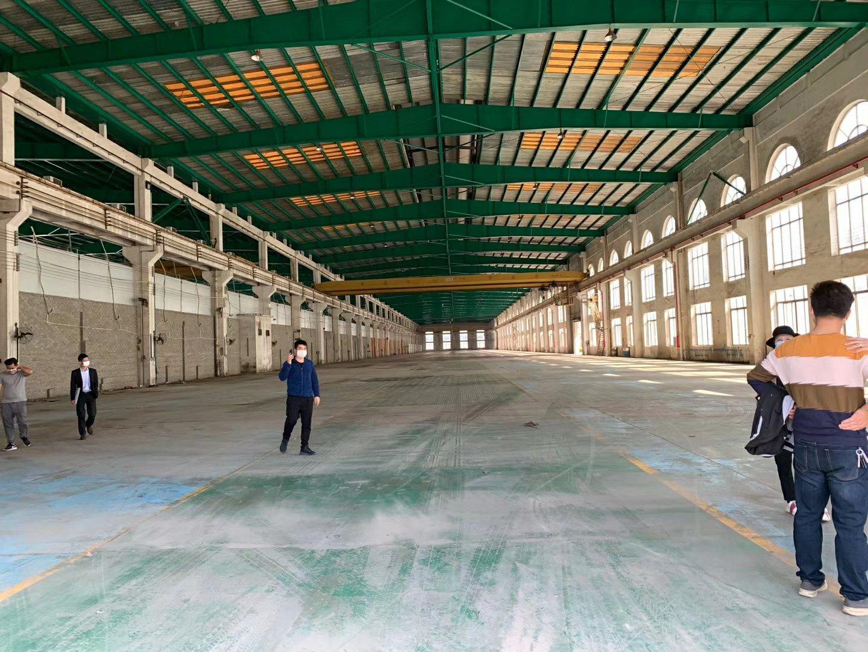 九江镇龙高路单一层原房东厂房2600㎡现成环评