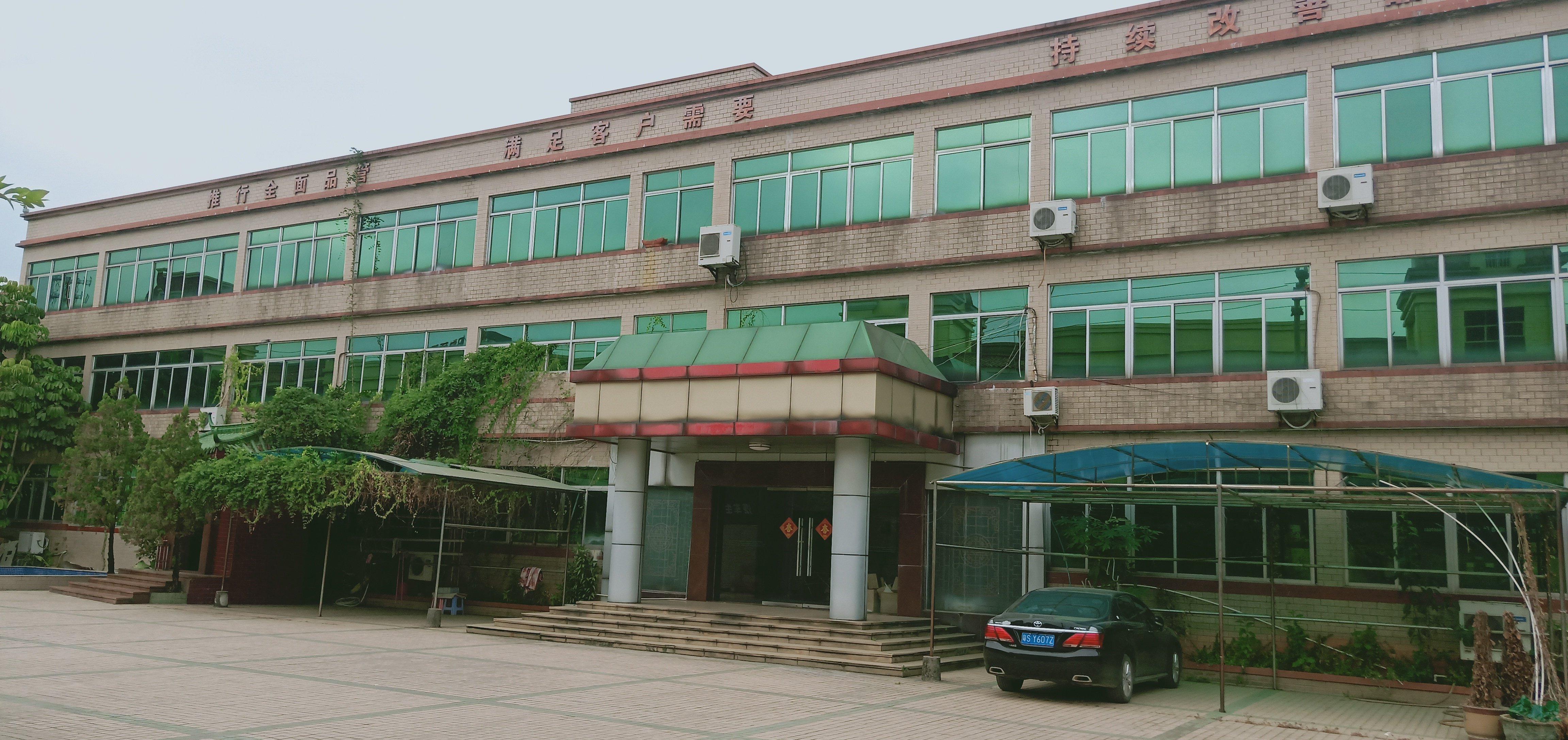 大岭山标准独院厂房占地12亩国有建筑8000平米急出售