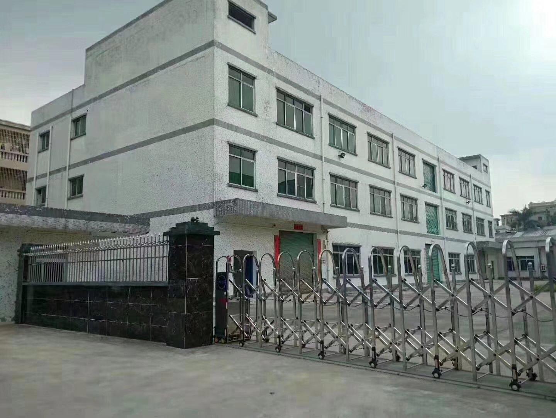 番禺占地6.65亩建筑10700平独院厂房可办环评高速路口