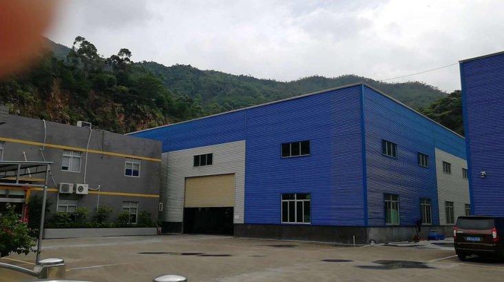惠阳清溪占地11000㎡建筑10000㎡ 村委厂房土地出售