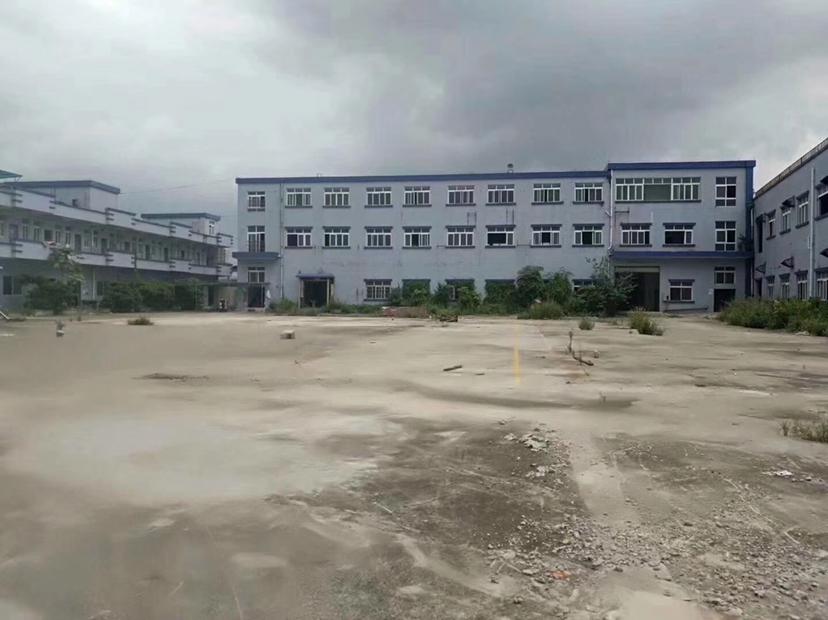 中山精装修超便宜单层红本厂房出售