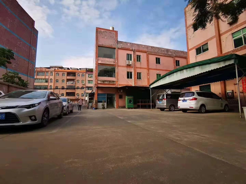 惠阳新圩镇占地5422平方建筑3700平方国有证厂房出售