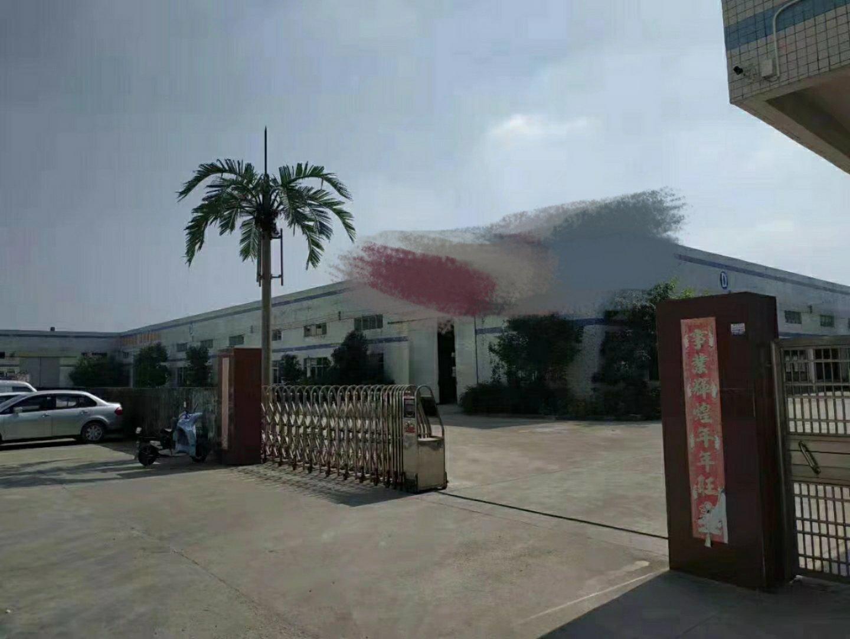 惠阳原房东带行车钢构独院7000平出租