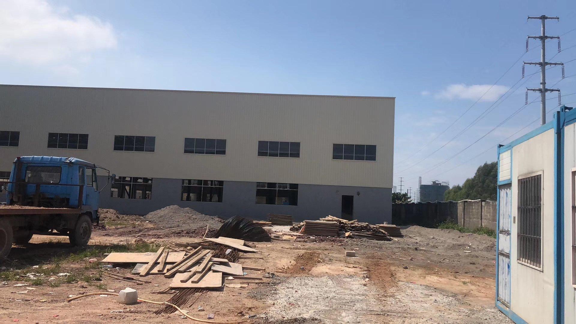惠州石湾8米单层钢构5000㎡招租