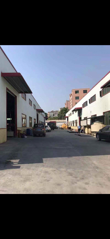 惠州原房东出租独院钢构厂房5000平可以分租实量面积证件齐全