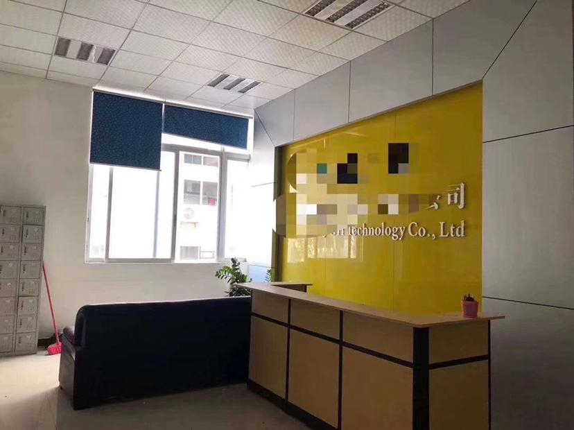 清溪镇大利原房东楼上700平现成装修办公室