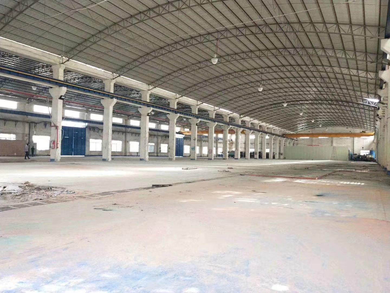 中山南头镇新出带行车单一层厂房5583方,证件齐全,可办环评-图4