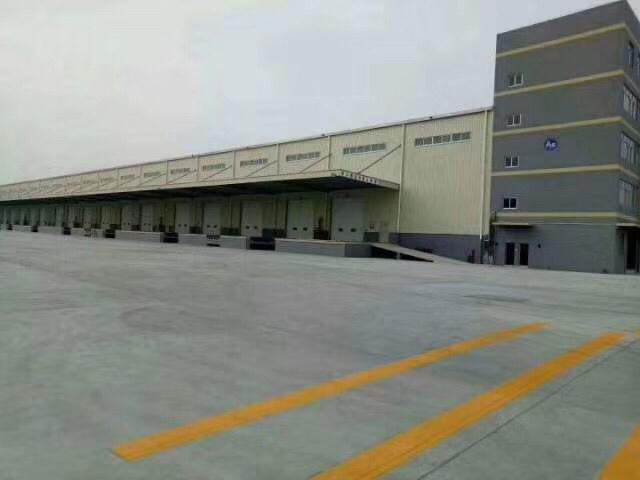 惠州惠阳新出独院物流仓12000平滴水10米,带卸货平台