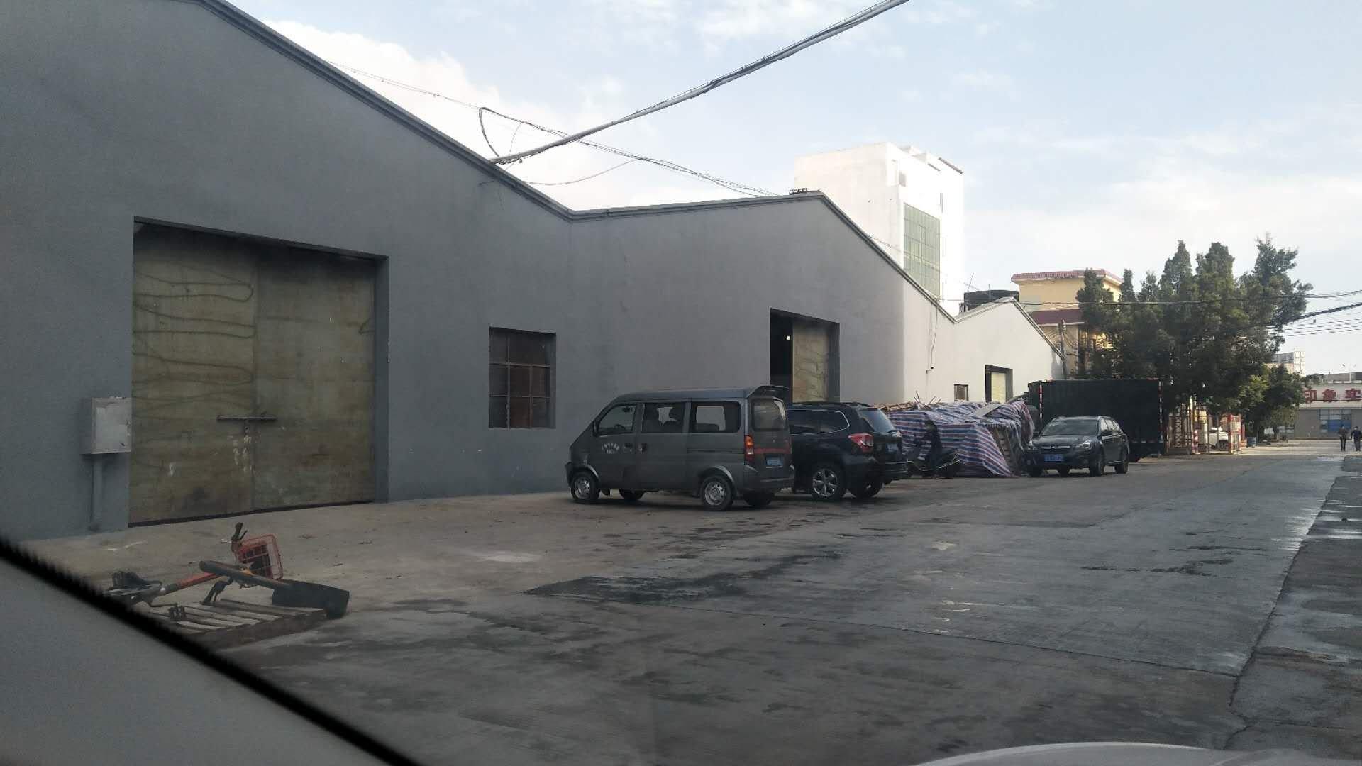厚街双岗滴水7米单一层仓库,现成灰尘环评、设备