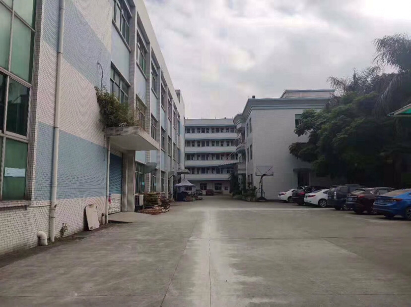深圳12000平红本独院厂房出售