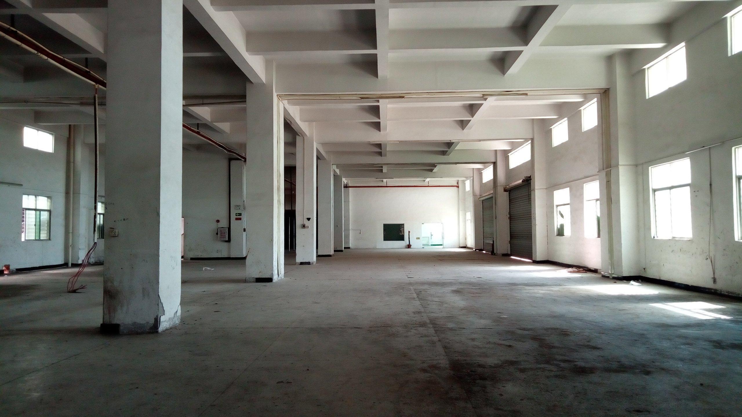 厚街800平方一楼厂房仓库出租层高5.5米利用率高交通方便