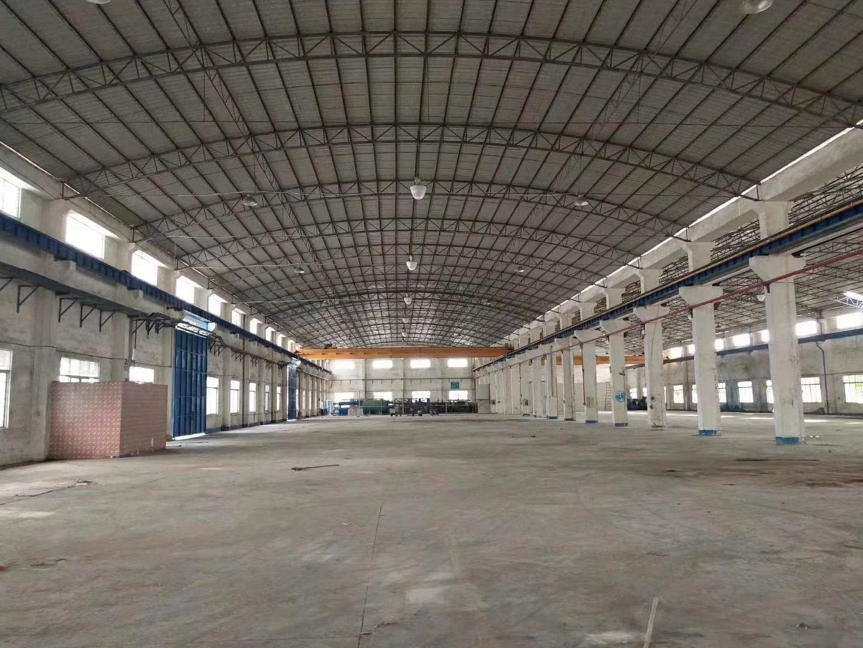 中山南头镇新出带行车单一层厂房5583方,证件齐全,可办环评-图2