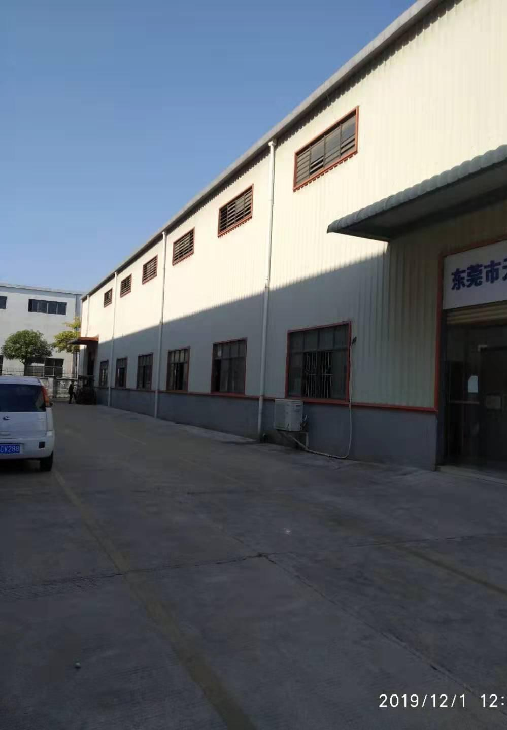 东莞原房东独院单一层厂房14600平实际面积租带卸货平台