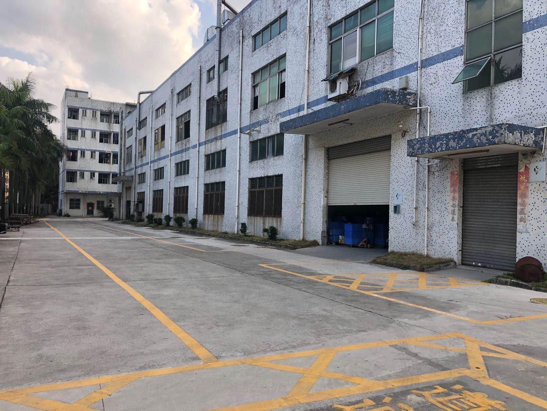 龙华大浪商业中心附近新出独门独院标准厂房6600平高6米