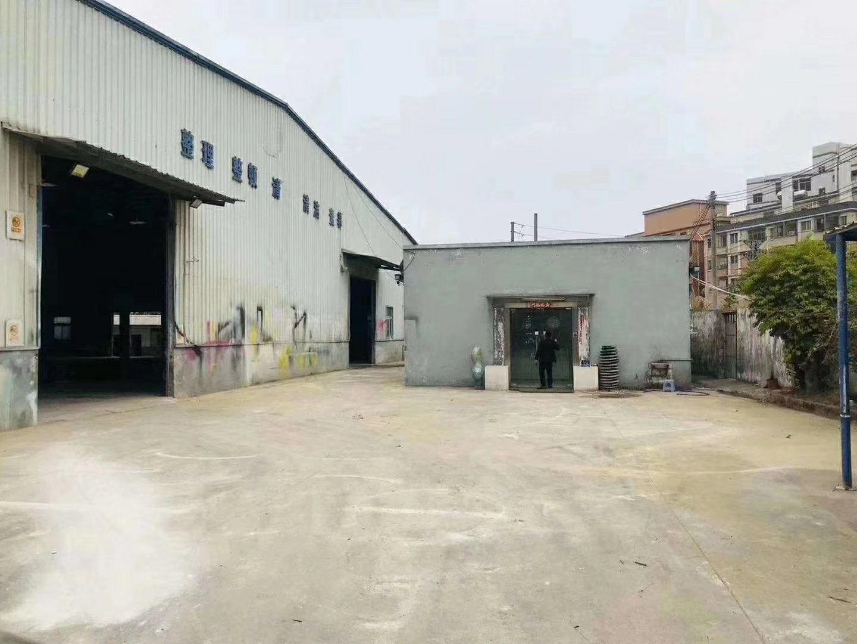 黄埔区文冲街道工业区个人独院单一层2000平米厂房仓库出租