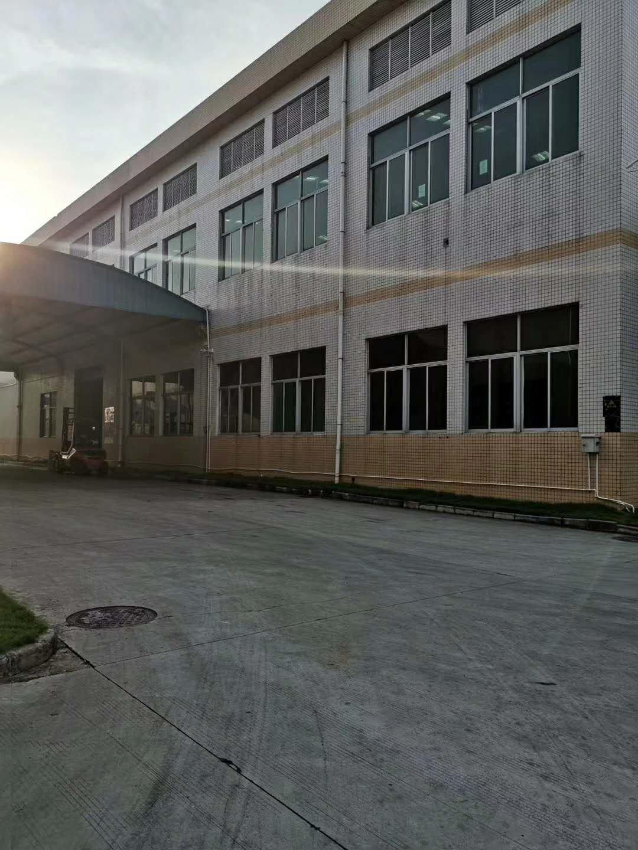 惠州仲恺高新区新出重工业滴水11米钢构10000平方