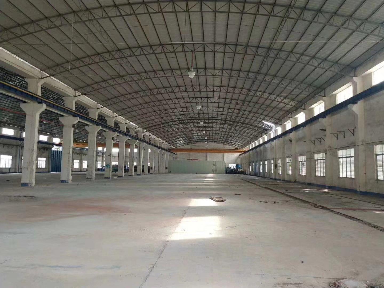 中山南头镇新出带行车单一层厂房5583方,证件齐全,可办环评