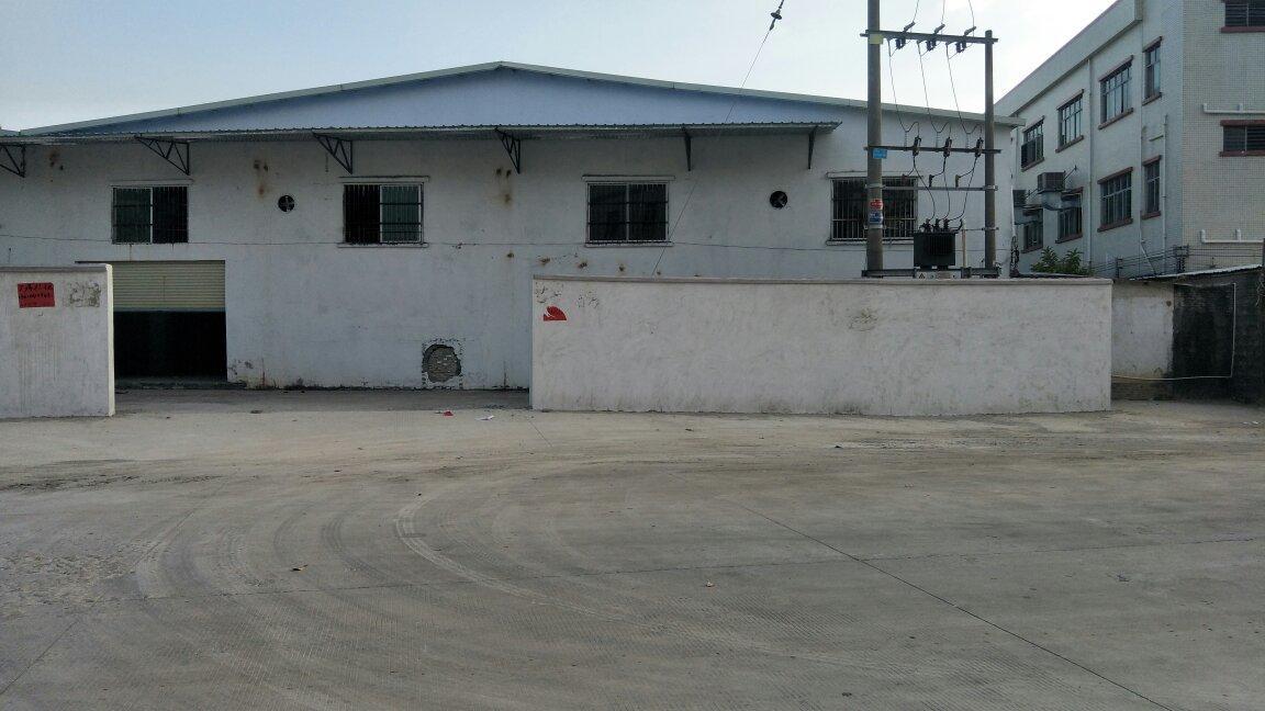 石湾镇建设东路二线马路边独院1500平方可办环评24小时生产