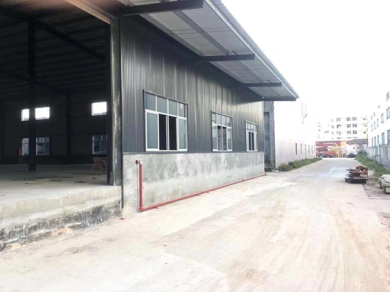 博罗龙华镇建筑3500平方单层永久性厂房出售
