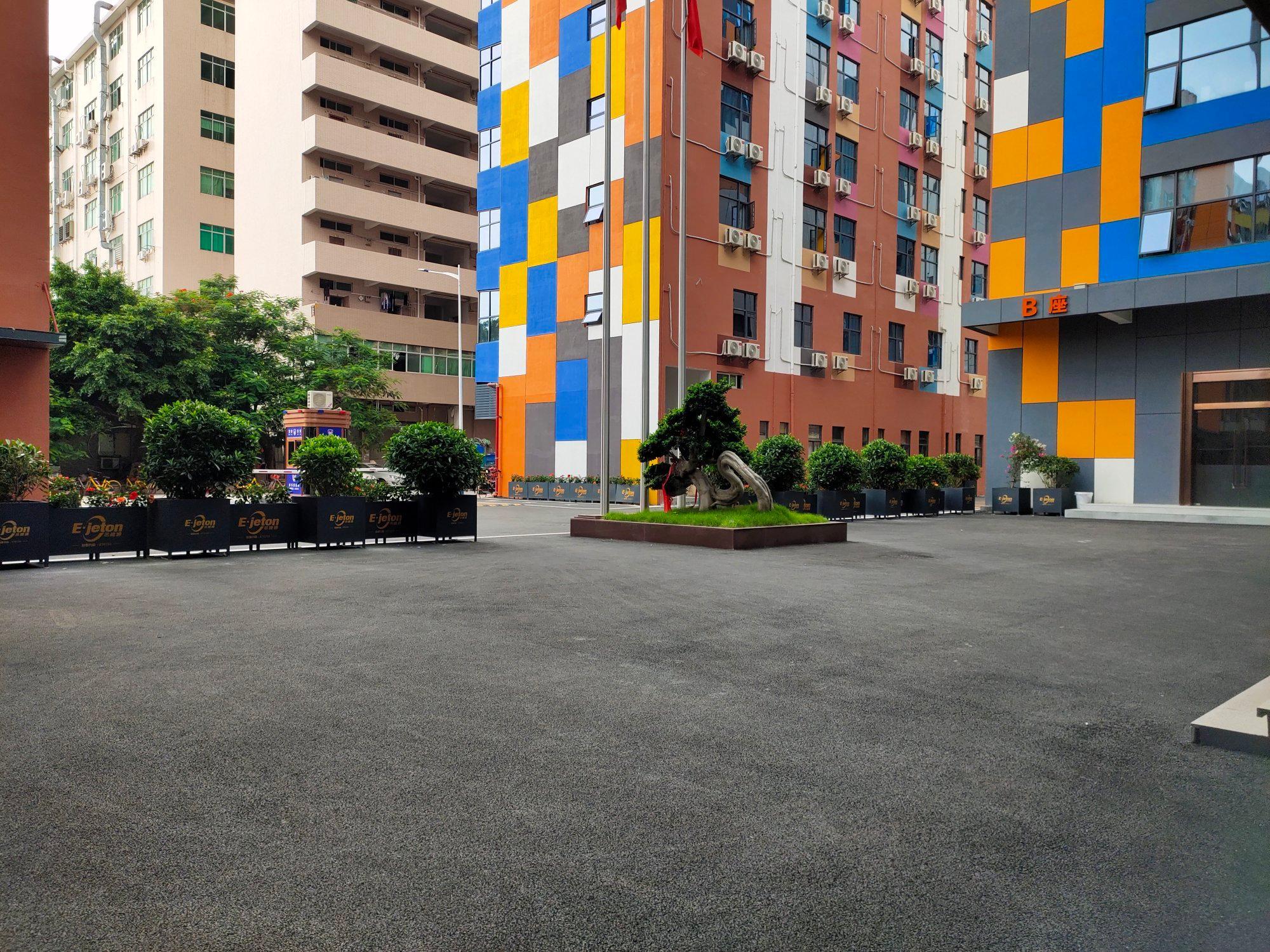 西乡三围整层980平标准厂房出租业主直租