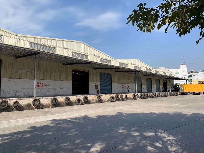 惠阳秋长镇原房东新建9米高单一层物流仓库3200平低价出租