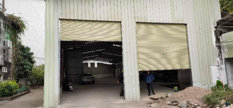 江北镇金泽物流园附近新出一楼钢构厂房面积1000