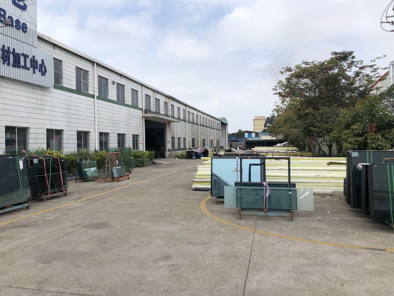 沙田镇主干道附近新出8500平方钢构独院工业用地厂房出租