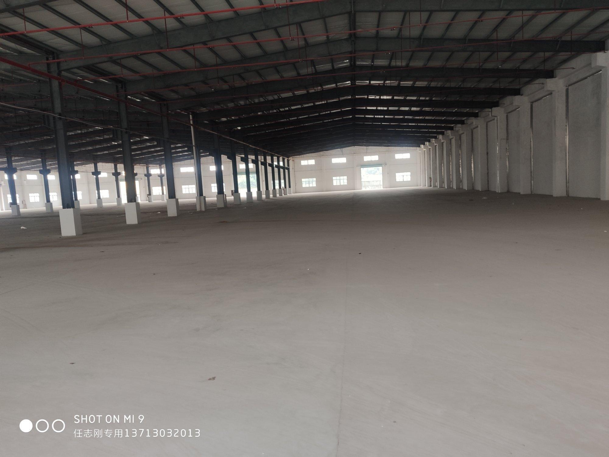 惠州市博罗县龙溪镇原房东独院钢构厂房出租20000平米-图2