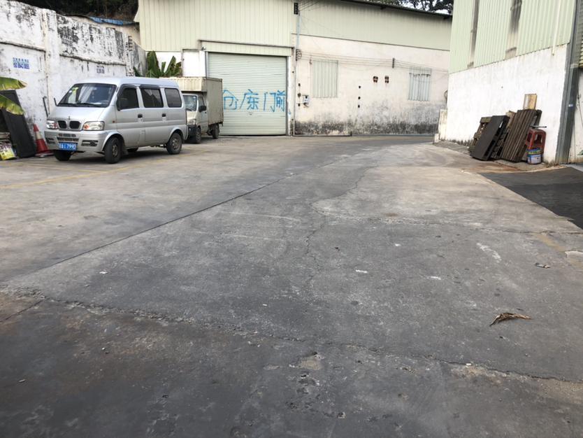 广州天河珠吉路边上单一层仓库1500平招租