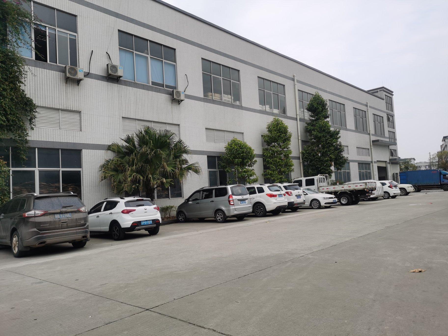 黄江镇超大空地个人原房东独院厂房5000平方工业用地一楼6米