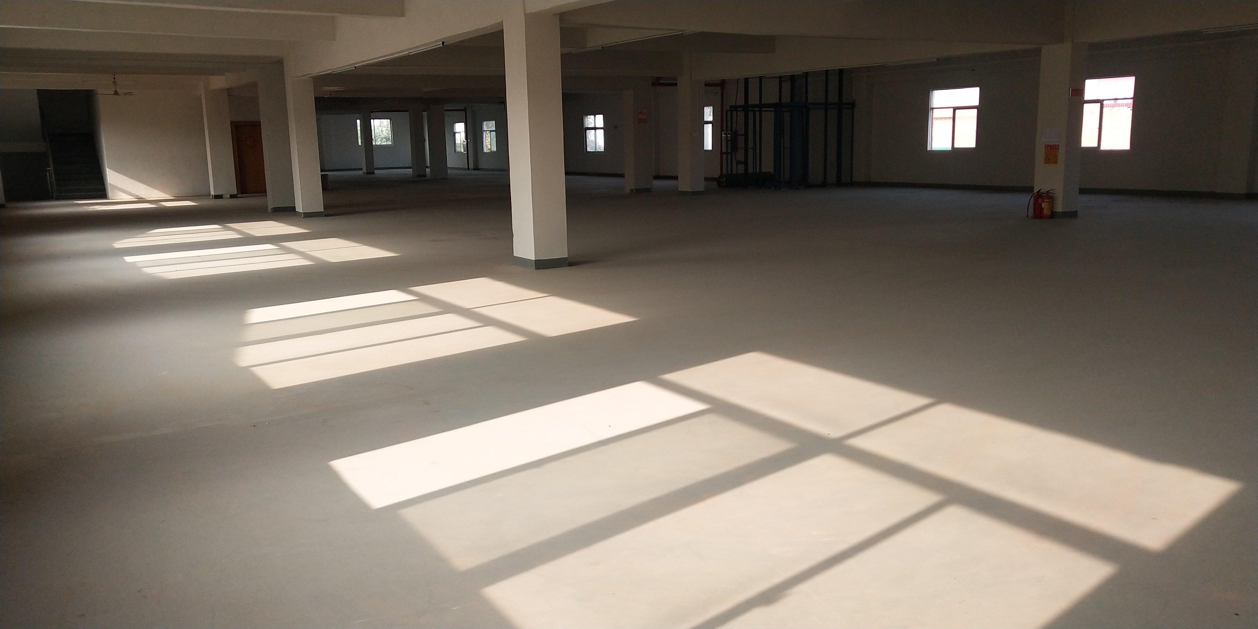 谢岗工业区原房东独栋标准厂房3600平方,环境优美,低价出租
