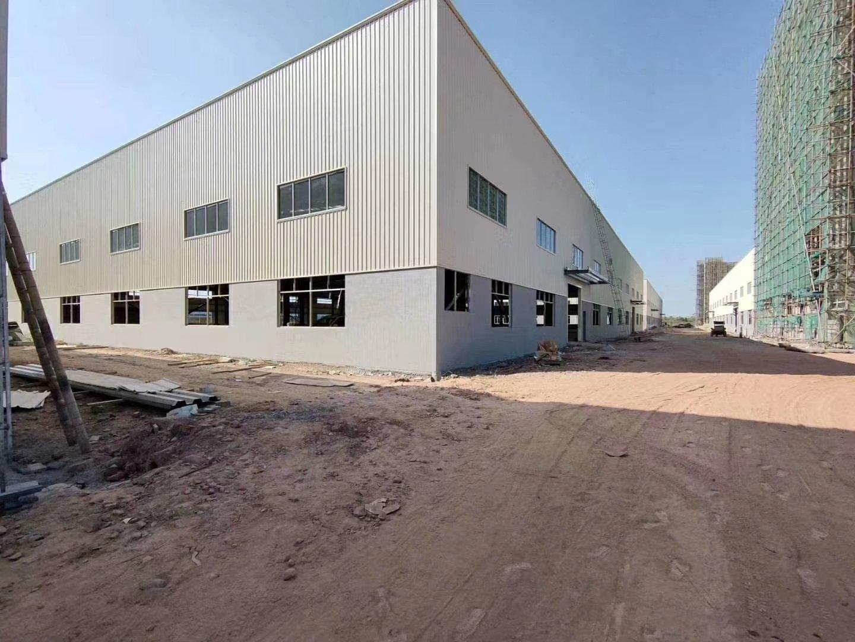 惠州博罗县科技园全新厂房50400平出租!证件齐全,