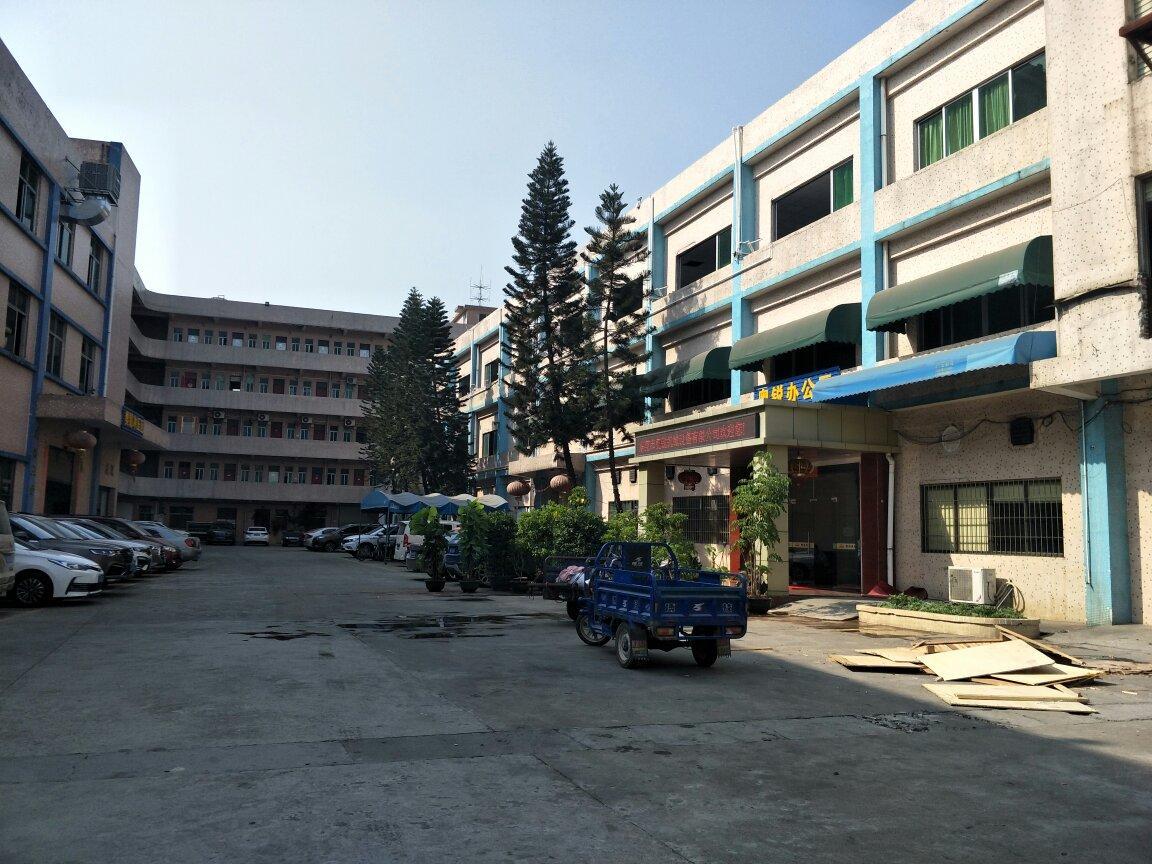 寮步镇新出工业厂房面积2200平米价格只要7元