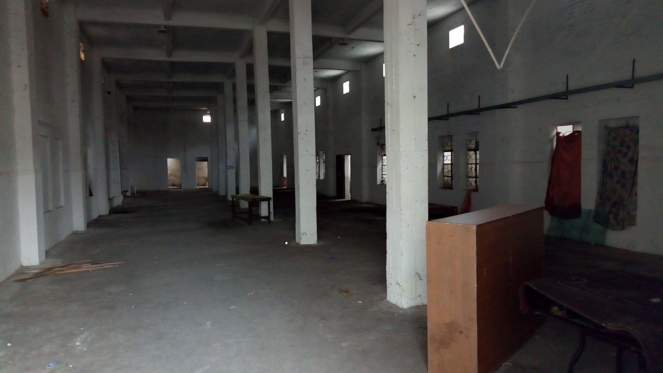 厚街单层500平方混凝土结构厂房仓库出租层高6.5米水电齐全