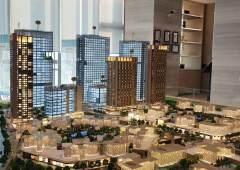 宝安区小面积独立红本产权写字楼出售,双地铁,商务中心