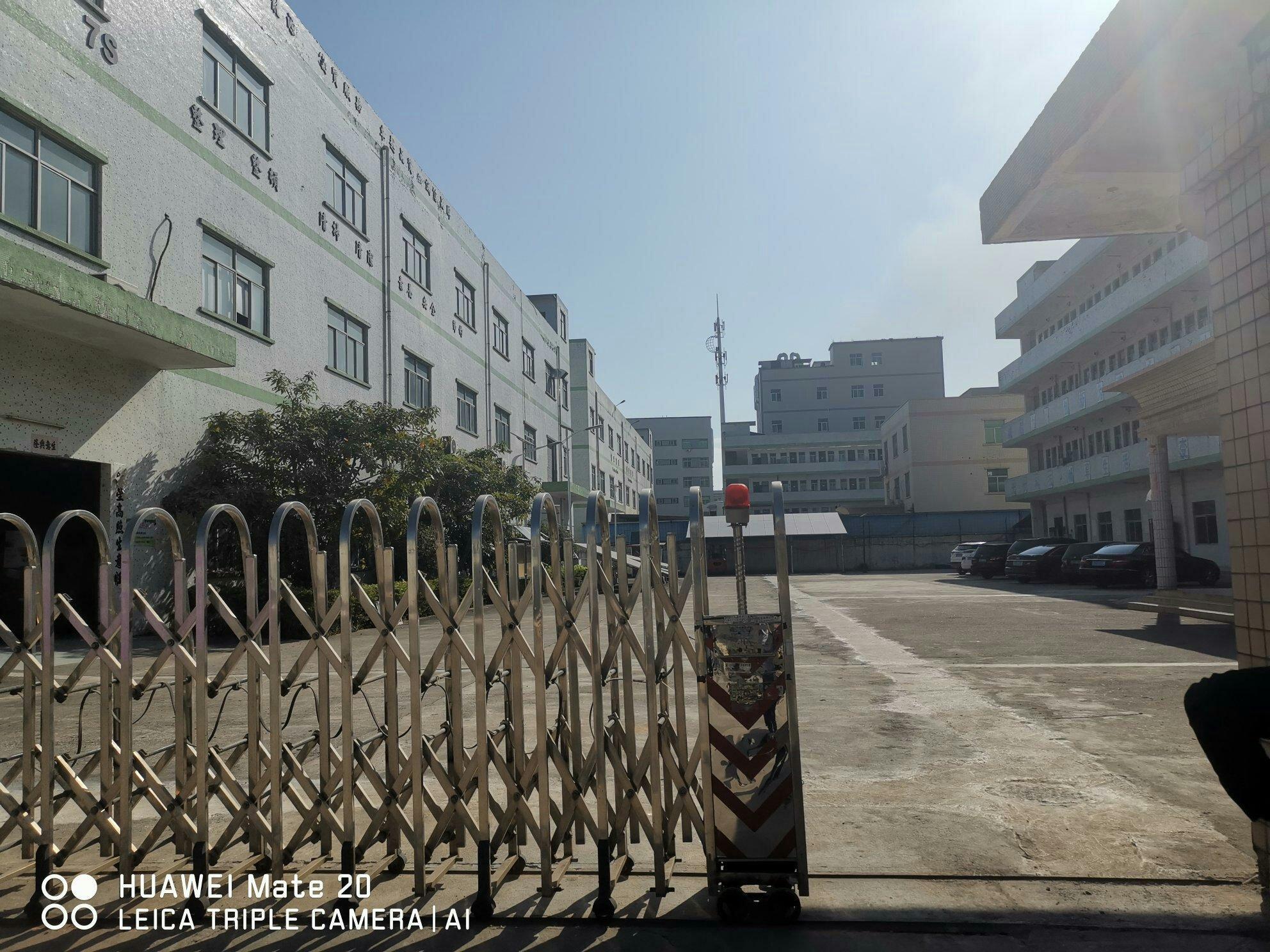 清溪镇谢坑二楼标准厂房750平方招租带装修可办环评