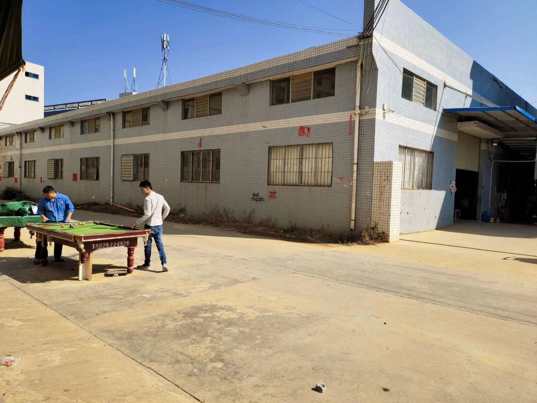 汝湖成熟工业区家具厂房喷油车间,工2200平方出租