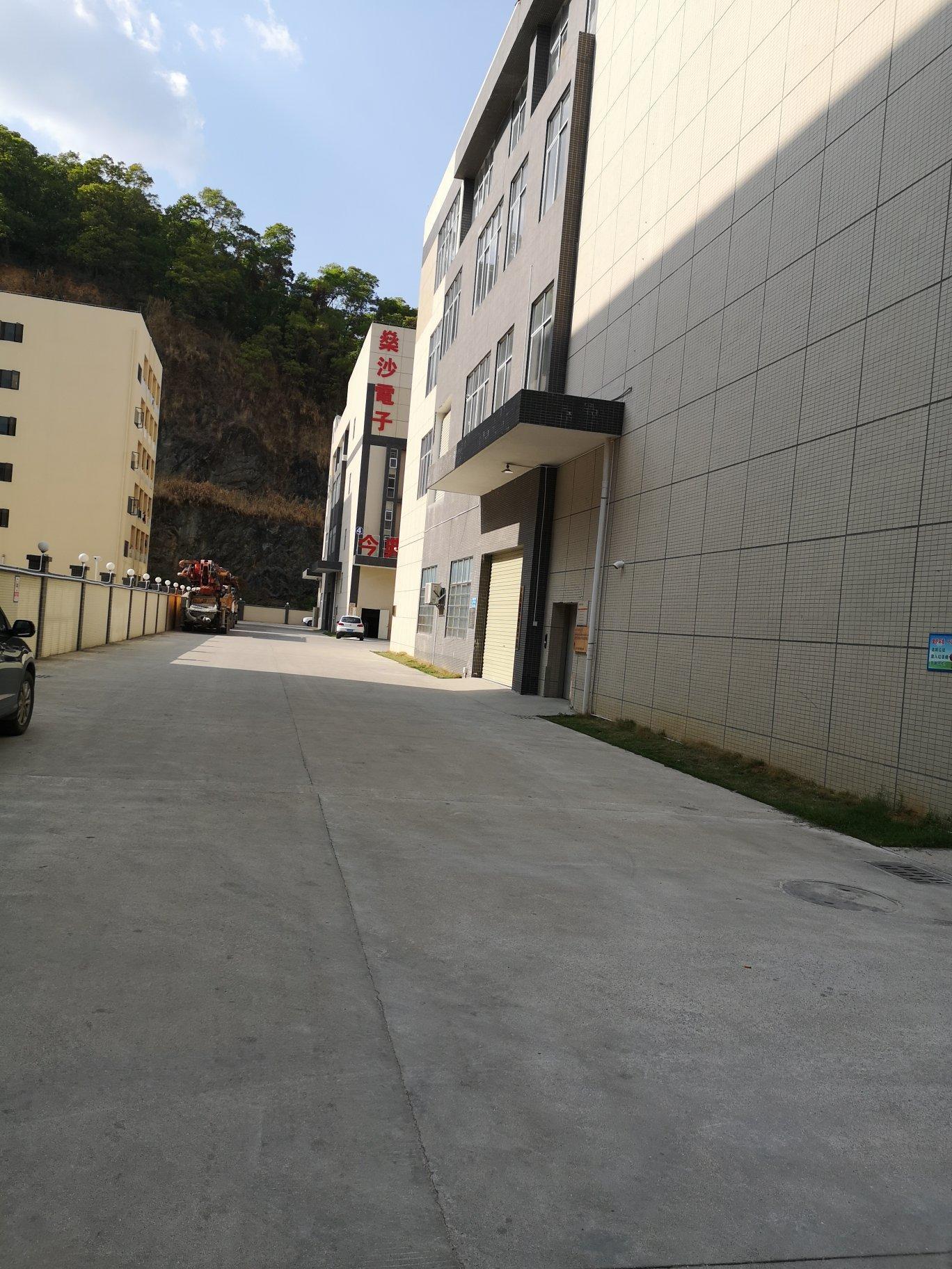 凤岗五联新园区楼上厂房