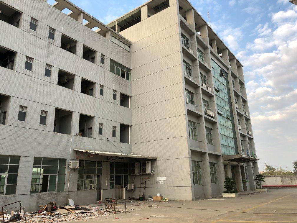 高埗镇新岀独院钢构原房东厂房14500平方岀租!