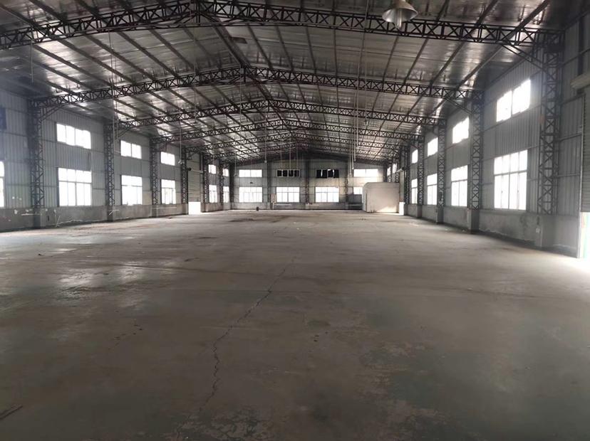 独院钢结构滴水现成厂房