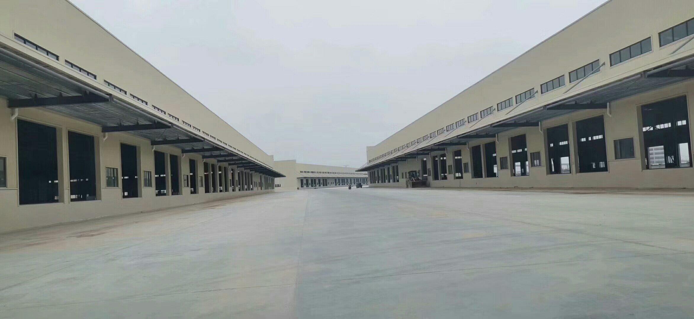 企石标准物流仓库2.1万平方带卸货平台空地大2000起分租